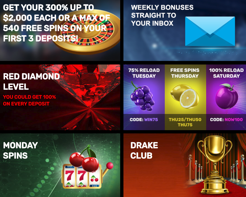 Drake Casino playingtowinbig.com