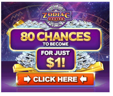 80 Chances To Become A Millionaire for $1